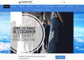 escadron953.com
