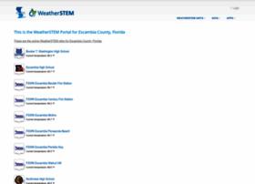escambia.weatherstem.com