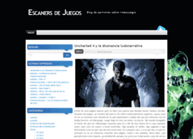 escanersdejuegos.wordpress.com