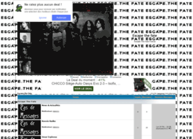 escape-the-fate.forumactif.com