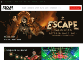 escapeallhallowseve.com