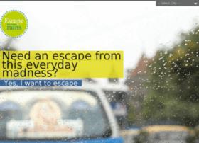 Escapeintotherains.com