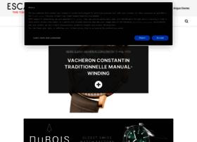 escapement.uk.com
