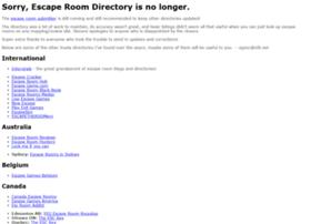 escaperoomdirectory.com