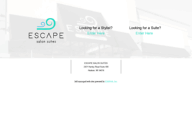 escapesalonsuites.net