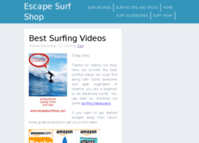 escapesurfshop.com