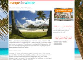 escapethewinter.co.uk