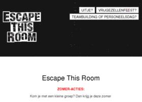 escapethisroom.nl