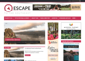 escapetothesoutheast.com