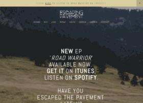 escapingpavement.com