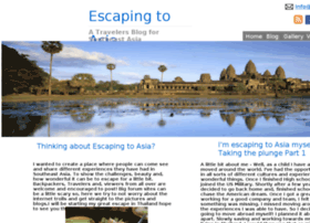 escapingtoasia.com