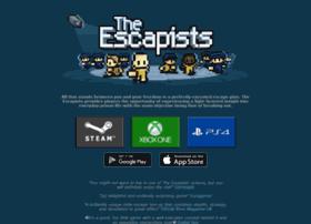 escapistgame.com