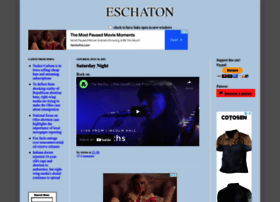 eschatonblog.com
