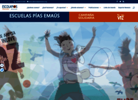 escolapiosemaus.org