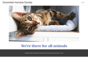 escondidohumanesociety.org