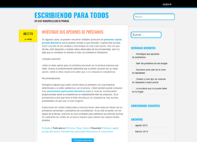 escribeparatodos.wordpress.com