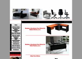 escritoriosysillasparaoficina.com