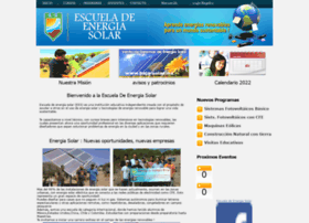 escueladeenergiasolar.org
