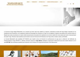 escuelamahashakti.com