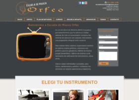 escuelamusicalorfeo.com.ar