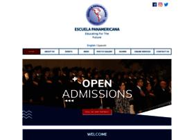 escuelapanamericana.org