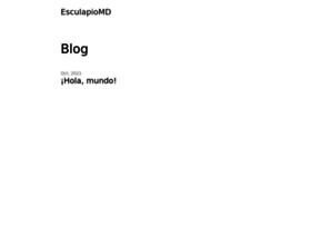 esculapiomd.com
