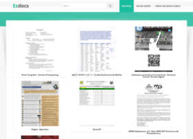 esdocs.com