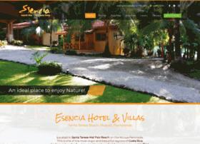 esenciahotel.com