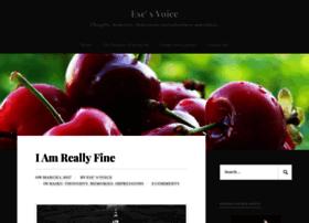 esengasvoice.wordpress.com