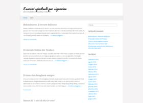 esercizispiritualipersignorine.wordpress.com