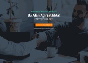 esertifika.net