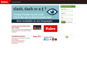 eservices.sabre.com