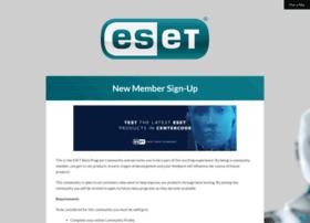 eset.centercode.com