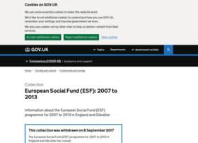 esf.gov.uk