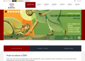 esfa.edu.br