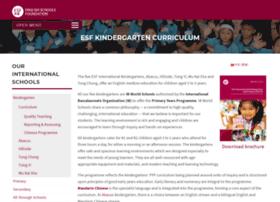 esfkindergartens.org.hk