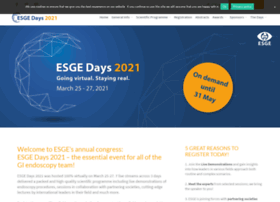 esgedays.org