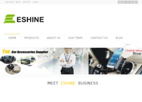 eshinechinatech.com