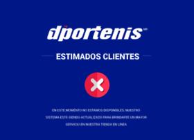 eshop.dportenis.com.mx