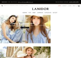 eshop.lanidor.com