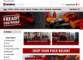 eshop.wurth.com.au