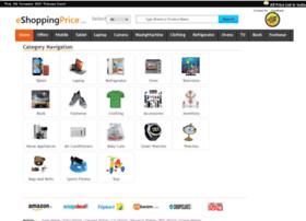eshoppingprice.com