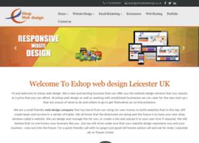 eshopwebdesign.co.uk