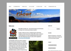 eshowe.com