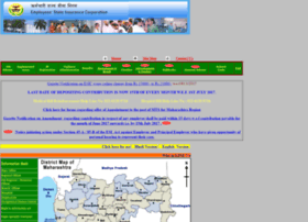 esicmaharashtra.gov.in