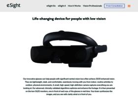 esighteyewear.com