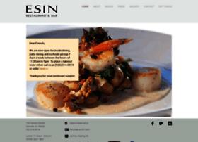 esinrestaurant.com