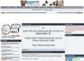 esky.freeforum.me.uk