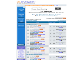 esl-jobs-forum.com