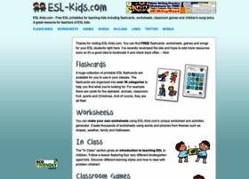 www.esl-kids.com Visit site